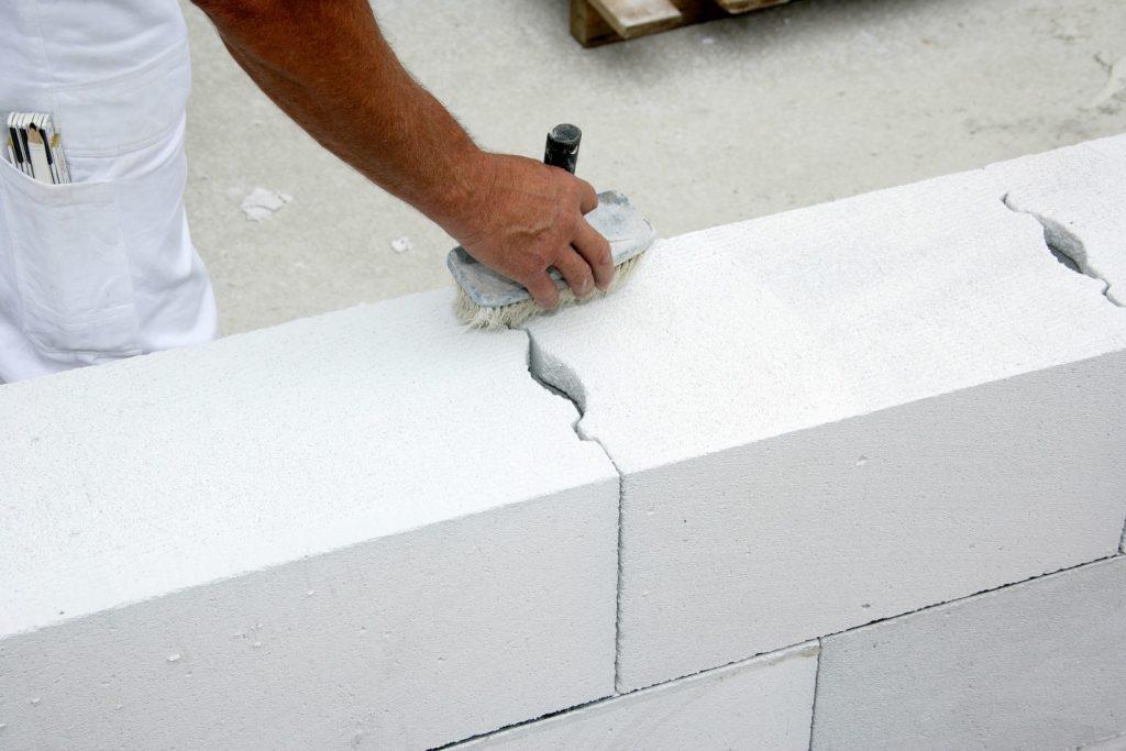 Клей и цементный раствор газобетон бетон александровская