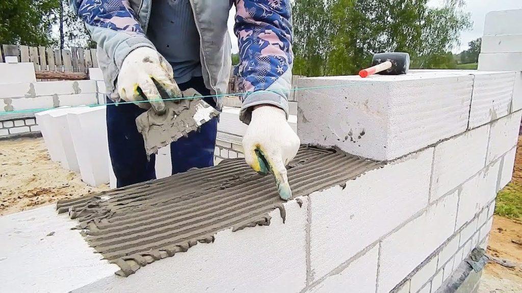 СНиП по кладке газобетонных блоков: основные требования