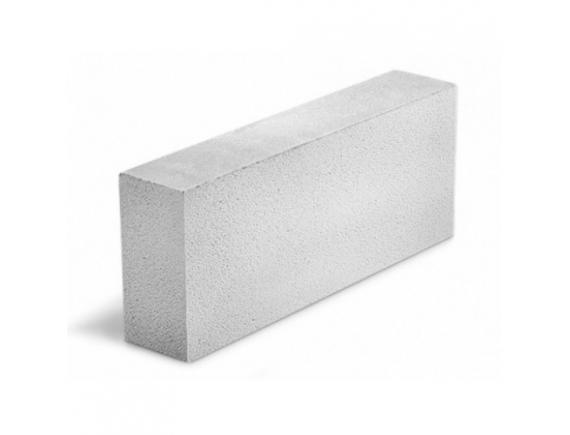 Блок газобетонный 75x250x600 и аналоги: особенности, назначение, специфика материала
