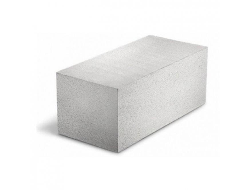 Газоблок 600 250 250: особенности материала, назначение элемента